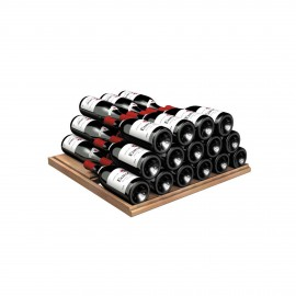 Universal storage shelf - Up to 77 bottles