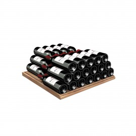 Storage shelf for Bordeaux bottles- Up to 78 bottles