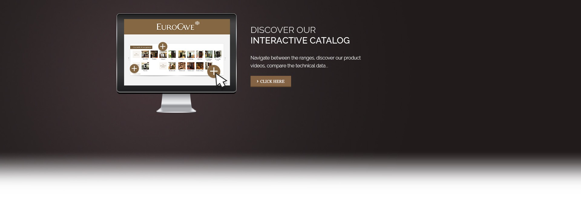 Discover EuroCave interactive product catalog.