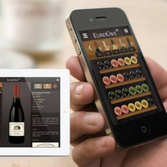 EuroCave launches its free application on smartphone and tablet!