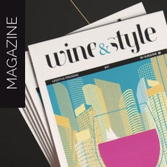 | Wine&Style | The new lifestyle magazine by EuroCave