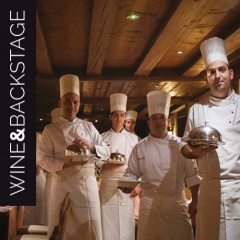 | Wine&Backstage | Hotel Olden, Gstaad, Switzerland, behind the scenes of a myth