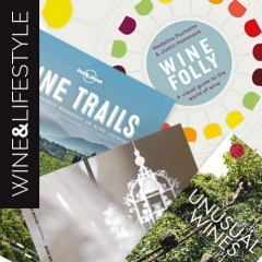   Wine&Style    Gift idea   A books selection dedicated to wine lovers!