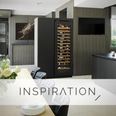 [ NEW ] Inspiration, EuroCave's new range for the kitchen!