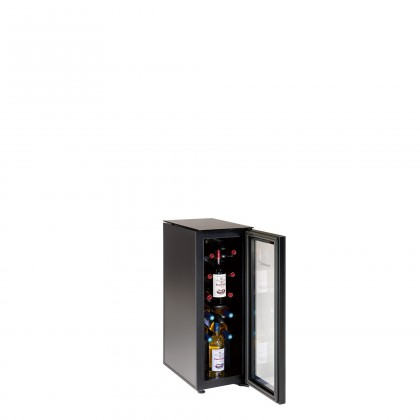 Wine by the glass – bringing wine to the correct temperature and storing open bottles - 12 bottles - Tête à Tête