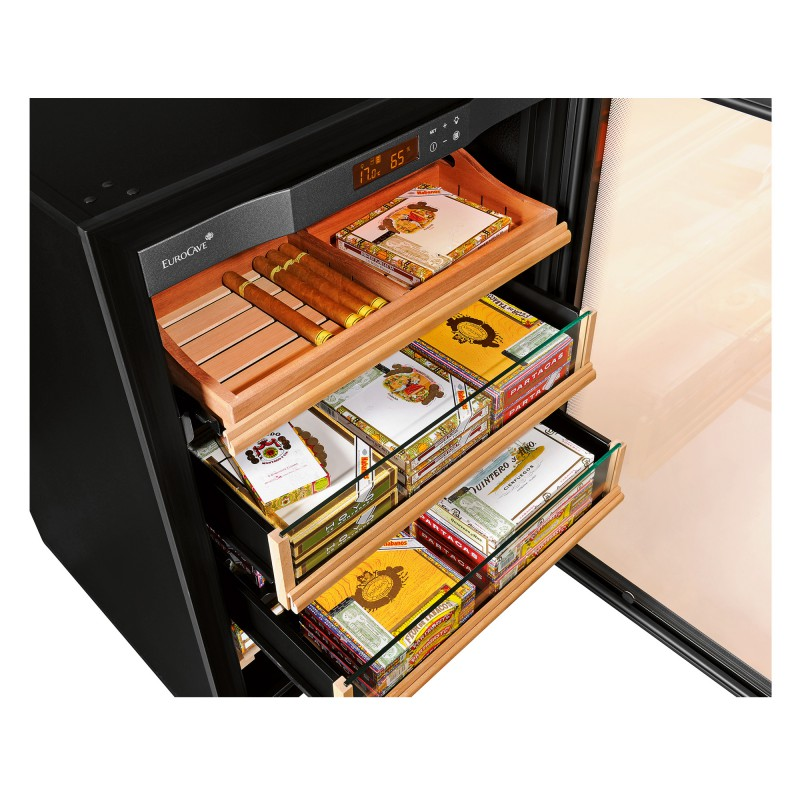 Cigar Humidors And Cabinet Keep Up To 1000 Cigars In Our