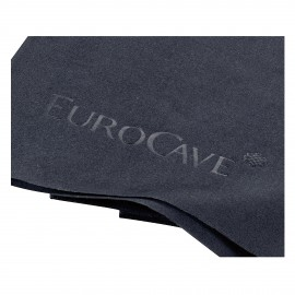 Microfibre cloth with EuroCave logo