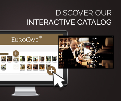 Discover the EuroCave interactive catalog