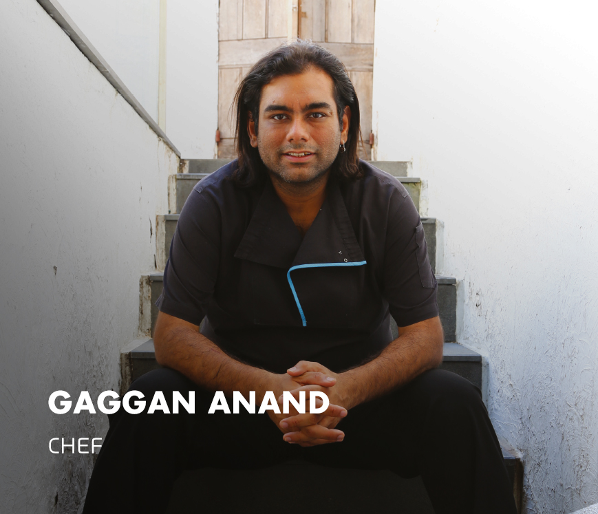 Wine&Style - Portrait of an extraodinary chef - Gaggan Anand