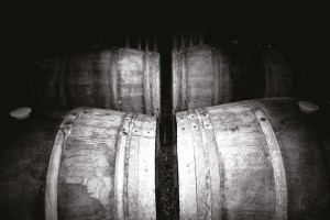 Wine&Style - The portrait of a German winemaker in Provence - Peter Fischer - Barrels