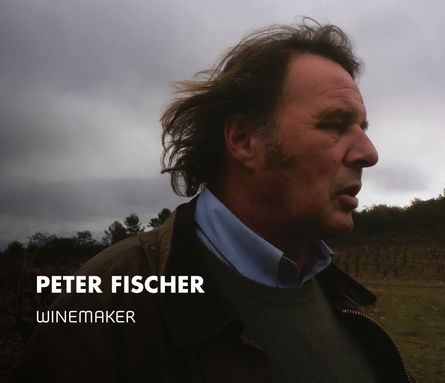 Wine&Style - The portrait of a German winemaker in Provence - Peter Fischer