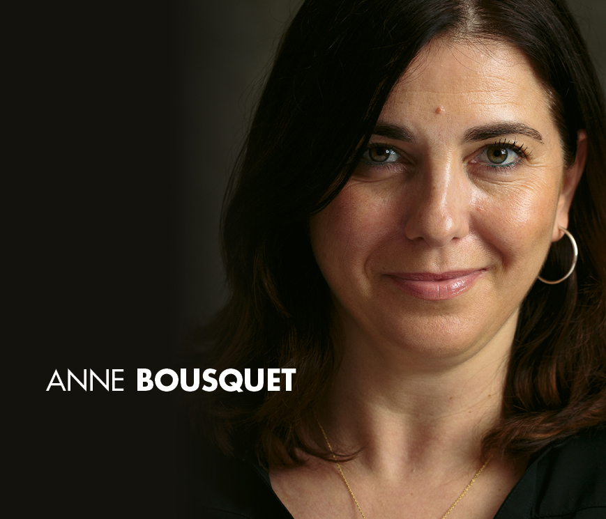 Wine&Style - Anne Bousquet's portrait who is at the head of a winery in Argentina in the heart of Andes in Argentina.