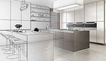Architects, designers, interior designers, kitchen designers, are you looking for technical information, 3D plans, advice about a project incorporating a flush-fitted wine cabinet?