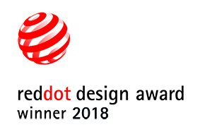 EuroCave won the Red Dot design award 2018 Inspiration range, wine cabinets for kitchen.