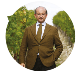 Lamberto Frescobaldi, 30th-Generation Winemaker and President of Frescolbaldi, Italy, trusts EuroCave...