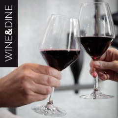   WINE&DINE   Wine for two