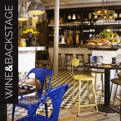 | Wine&Backstage | Meet a restaurant and wine bar designer