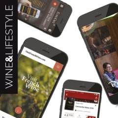 | Wine & Style | 2017 selection of indispensable apps for wine lovers.