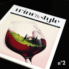   Wine&Style   Discover the 2nd issue of EuroCave's luxury lifestyle magazine!