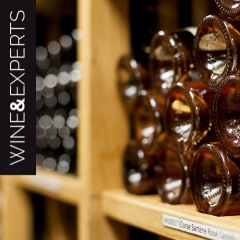 [ EXPERT ADVICE ] How to store your bottles of wine correctly?