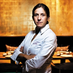 [ PORTRAIT ] Meeting with Adeline Grattard, starred chef of the Yam'Tcha, Paris