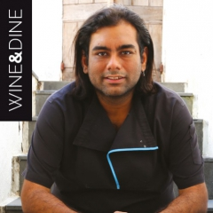 | Wine&Dine | Gaggan Anand, an extraordinary chef