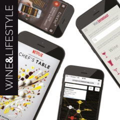 | Wine&Style | 2018 selection of indispensable apps for wine lovers