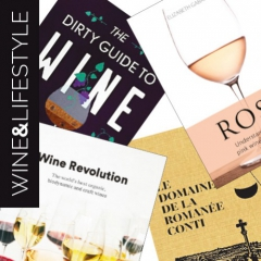 | Wine&Style | Selection of books for wine lovers!