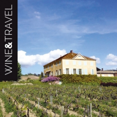   Wine&Travel   Château des Bachelards, meeting with two wine lovers