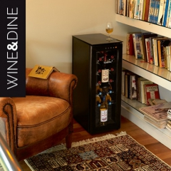 | Wine&Dine | Wine and book matching, discover our creative pairing