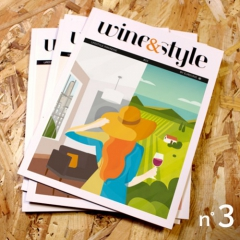 The 3rd issue of Wine & Style, EuroCave's magazine, is available!