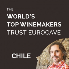 The World's Top Winemakers Trust EuroCave - Marco Puyo, Chief Winemaker, Chile