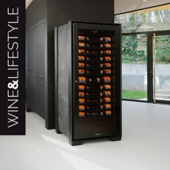   Wine&Style   Wine cabinets - A queen is born!