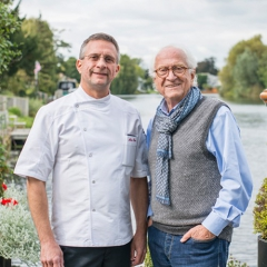 Michel Roux Sr, the famous starred Chef, renewed his trust in EuroCave