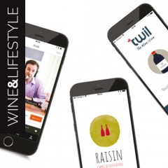 | Wine&Style | 2019 selection of indispensable apps for wine lovers
