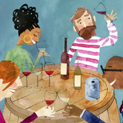 [ WINE&TIPS ] Learn the Five S's of Wine Tasting