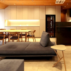 [ DECO TREND] How a wine cabinet create a harmony to the space?